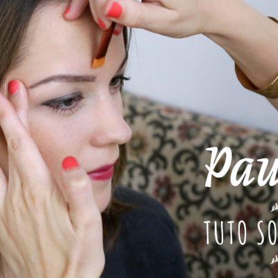 Comment se maquiller les sourcils ?