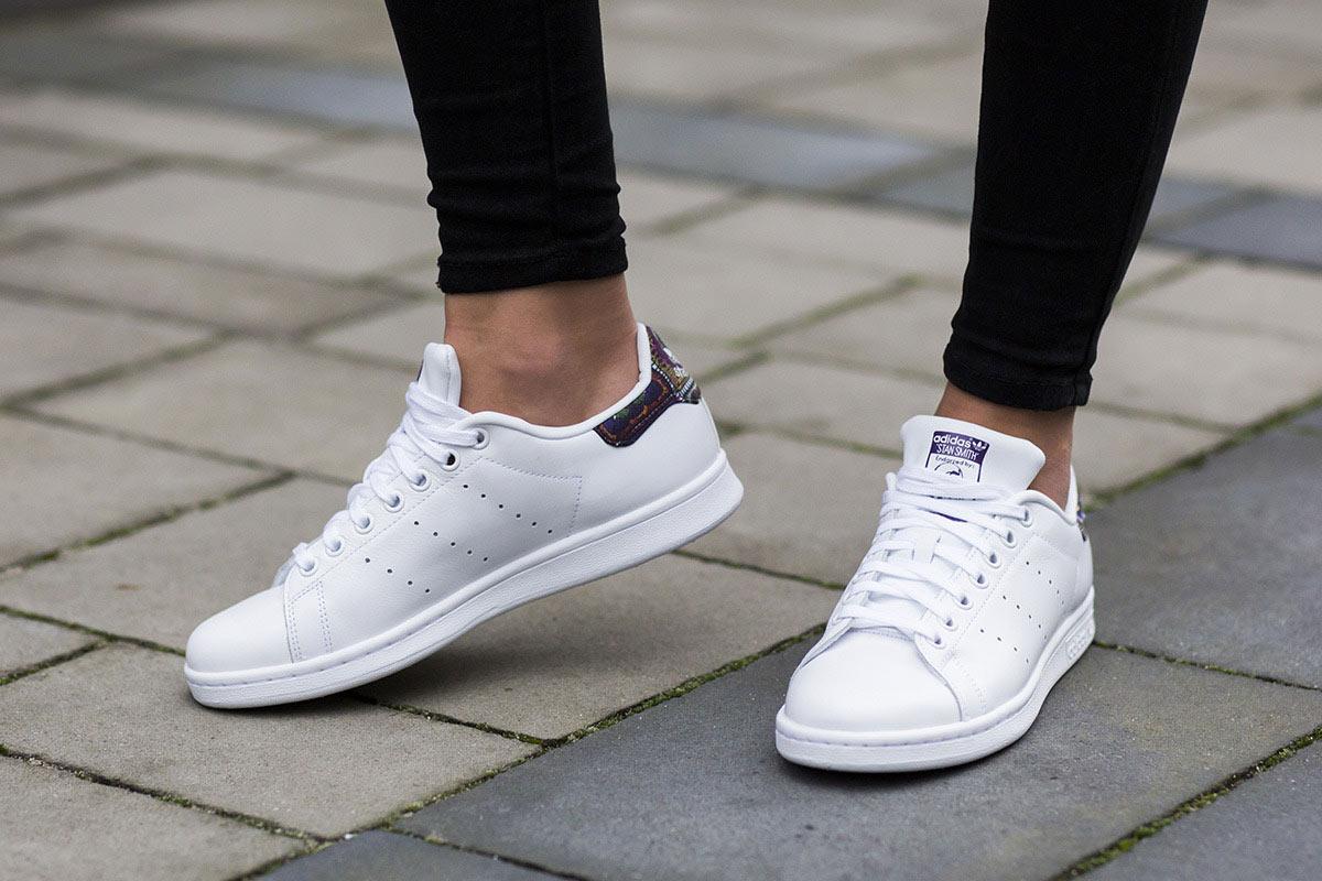 Comment nettoyer ses baskets blanches en cuir?